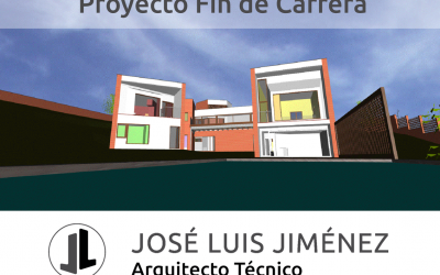 Proyecto Fin de Carrera, Arquitectura Técnica
