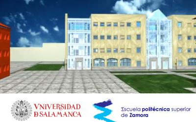 Escuela Politécnica de Zamora – Campus Viriato