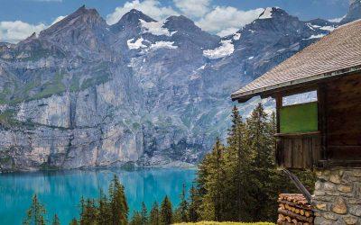 ¿Puedo construir una vivienda en plena naturaleza?